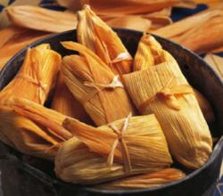 How To Fold & Wrap Tamales