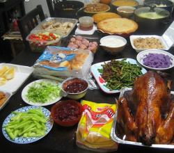 Top 5 Allergen Free Party Menu Ideas For Thanksgiving
