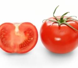 Tomato Garnish-How To Tips & Ideas