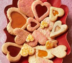 How to Decorate Valentine Cookies