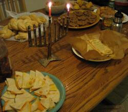 Hanukkah Party Ideas: How To Plan Vegan Hanukkah Party Menu
