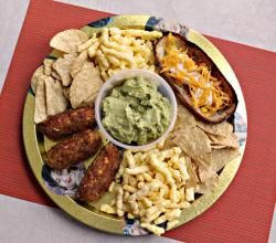 Top 10 Vegetarian Super Bowl Party Foods