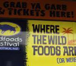 Have A Wild & Wacky Time At The Hokitika Wild Foods Festival 2012