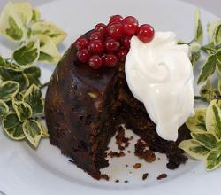 Christmas Puddings Have A New Black Market