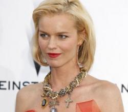 Eva Herzigova's Vodka Tip For Blonde Locks