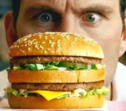 Adult Americans Still Eating Too Much Fast Food