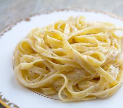 Foodie Thoughts for 7 February - National Fettucini Alfredo Day
