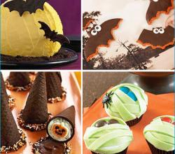 10 Halloween Finger Foods & Party Treats