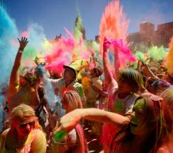 Holi : Festival of Colours in India