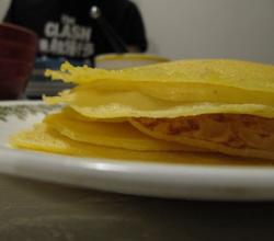 How to eat tortillas? – Knead, Pat, Roll and Bake, the Mexican way