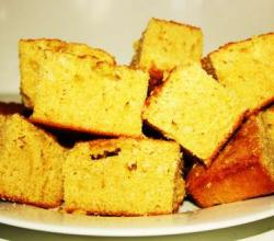 How To Make Corn Bread – Corns In A Bake!