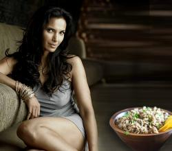 Padma Lakshmi's Homecoming Meal Is 'Khichdi'
