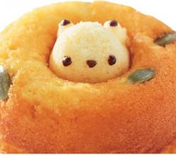 You Will Love This Japanese Bear Cub Doughnut