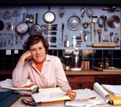 24 Grilles Hosts 7-Course Julia Child Dinner