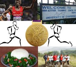 The Secret Behind Kenya's Marathon Success