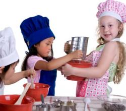 How to Cook Jewish Foods with Children