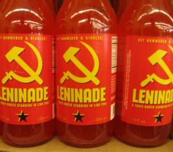 Don't Get Shocked By Soviet-Themed 'Leninade' Soda