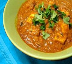 How To Serve Paneer Masala