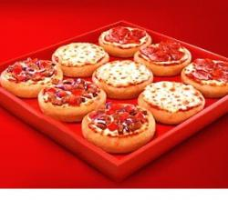 Celebrate Pizza Pie Day With Pizza Hut's Tiny Pies