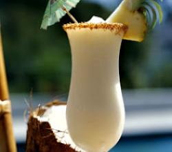 Enjoy National Pina Colada Day