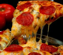 Get Just A Slice Of Pizza From Pizza Hut!