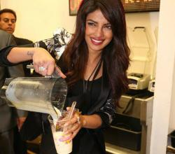 """The Exotic"" Milkshake For Priyanka Chopra"