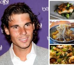 Rafael Nadal's Superstitious Meal