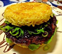 Ramen Burger Hits NYC