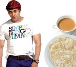 Salman Khan Loves Stale Chapatis & Chai