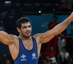 Vegetarian Sushil Kumar Refused To Take A Bite Of His Opponent's Ear!