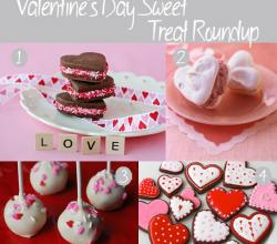 Valentine's Day Treats With Unique Twists