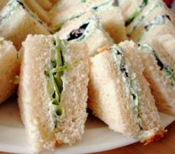 Choices For Tea-Time Sandwiches – Great Way To Enjoy Tea