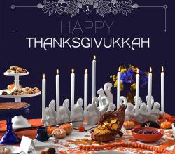 Top 5 Recipes To Celebrate Thanksgivukkah
