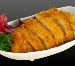 How To Eat Tonkatsu?
