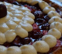 Cherry Pie Topping ideas