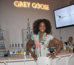 Grey Goose Names Cocktail After Venus Williams