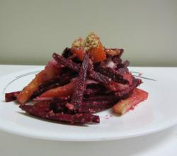 Beetroot Salad with Peanuts