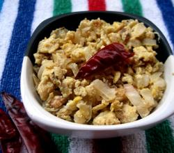 Spicy Scrambled Egg