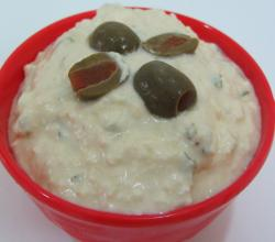 Cream Cheese and Olive Dip