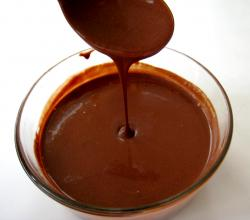 Instant Chocolate Syrup