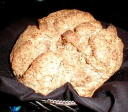 Fat Free Irish Soda Bread