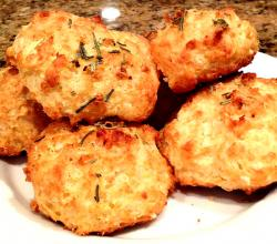 Irish Soda Drop Biscuits