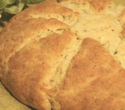Italian Herb and Cheese Bread