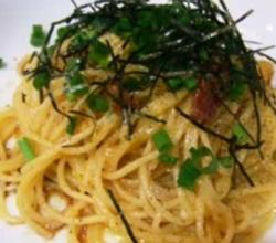 Easy Carbonara Japanese Style