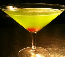 Japanese Slipper with Midori Cocktail