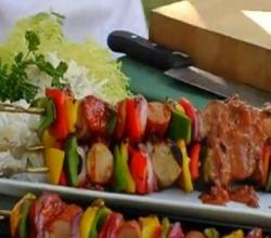 Kebabs and Skewers