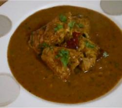 Kerala Fish Curry with Cokum and Coconut Milk