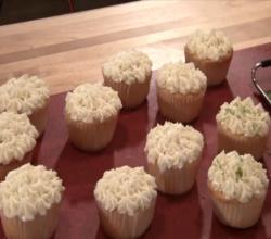 Key Lime Cupcakes (Part 1): Cupcake Show #23