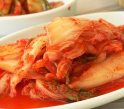 Doeji Kimchi Bossam (Pork Belly and Kimchi Bossam)