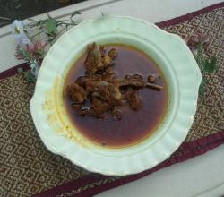 Kolhapur Mutton Curry
